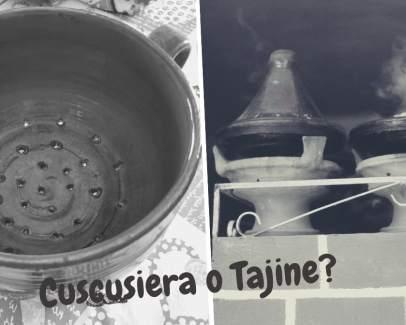 cous cous alla trapanese: tajine o cuscusiera