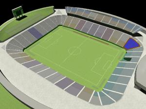stadium section