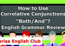How to Use Correlative Conjunctions Both-And Audio