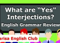 What are Yes Interjections PDF