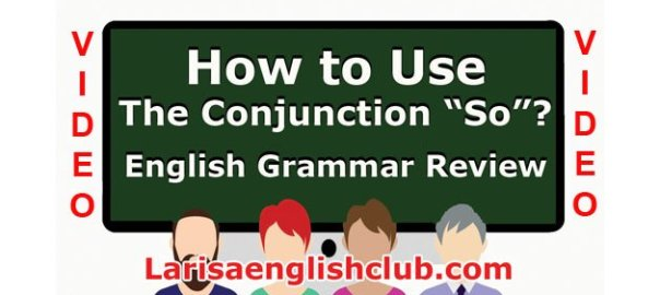 LEC How to Use Conjunctions So