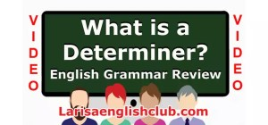 LEC What is a Determiner