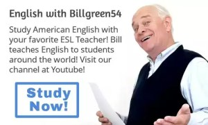 American English with Billgreen54