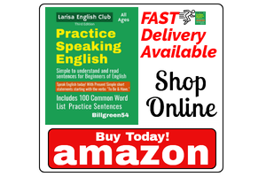 Practice Speaking English Book