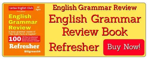 Amazon Book English Grammar Review is now available at Amazon as a paperback book.