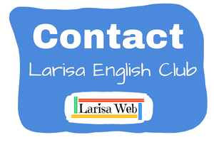 Contact Larisa English Club