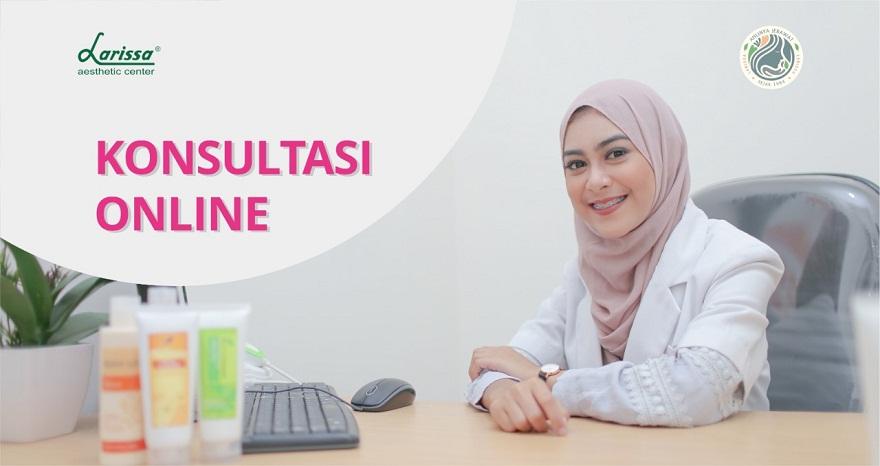 Kontak Konsultasi Dokter Online Di Larissa