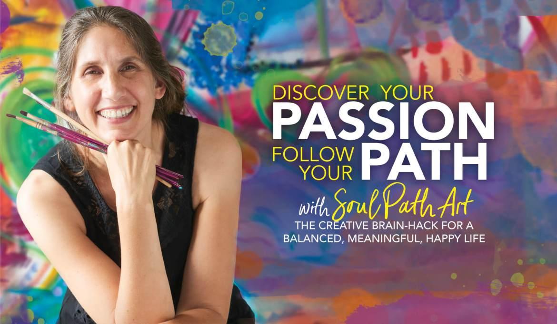 Larissa Davis Soul Path Art - Larissa Davis is The Soul Path Artist