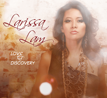 Larissa Lam Love & Discovery Album Artwork
