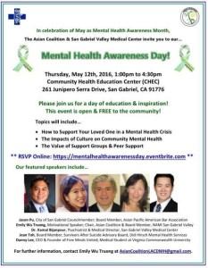 Mental Health Panel May12