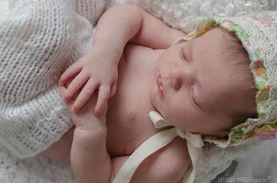 Book de Recém Nascido em Salvador - Ensaio Newborn