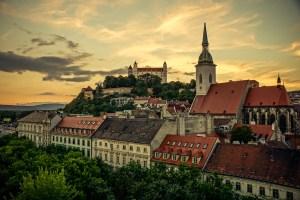 услуги в словакии