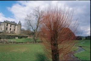 Siège de la Société du Luxembourg à l'époque des travaux du Canal de Meuse et Moselle Photo (c) Benjamin Stassen