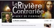 La Rivière contrariée sur FaceBook
