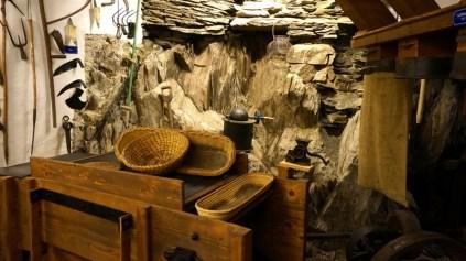 Le Musée du moulin à eau à Asselborn