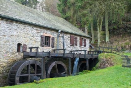 Le moulin d'Asselborn