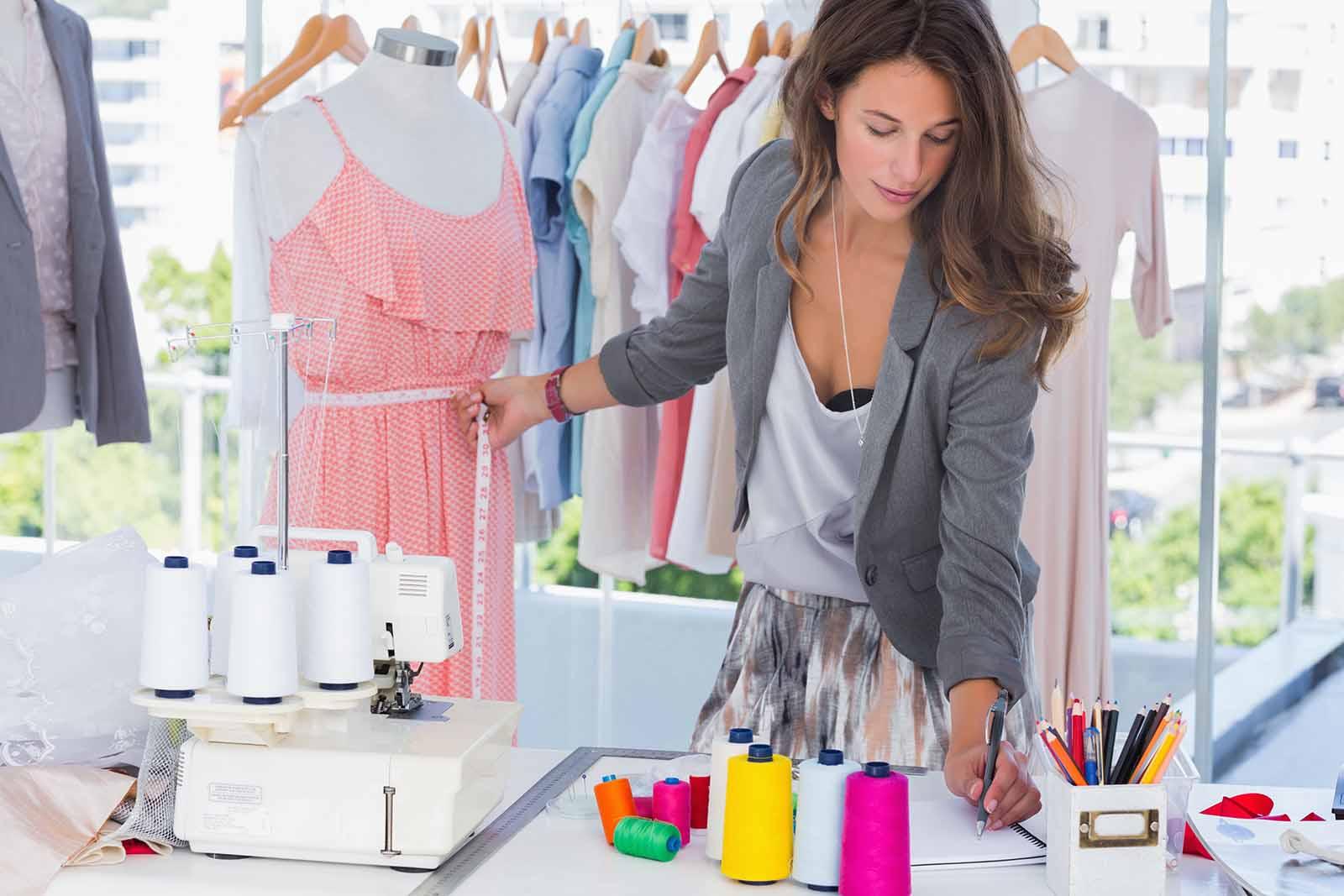 7 Different Fashion Design Jobs La Riviere