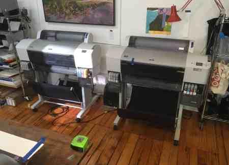Studio LaRivière Printers