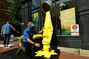 SoNo Arts Festival continues this year in new fashion