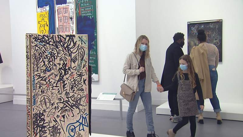 Basquiat Exhibit At MFA First Of Its Kind