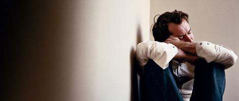 Il dominio maschile, Vincenzo Matera, foto di Gabblog.it uomo-che-piange