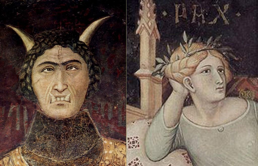 Il Mal Governo o il Buon Governo? Un'analisi dell'affresco del Lorenzetti
