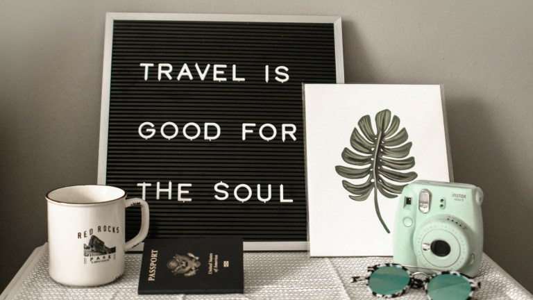 6 reasons why travelling is good for your soul