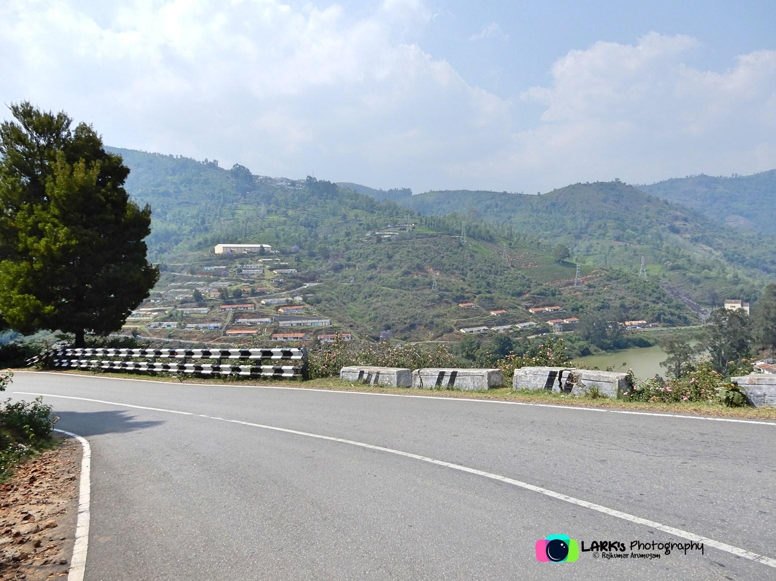 Manjoor – Kundah Road
