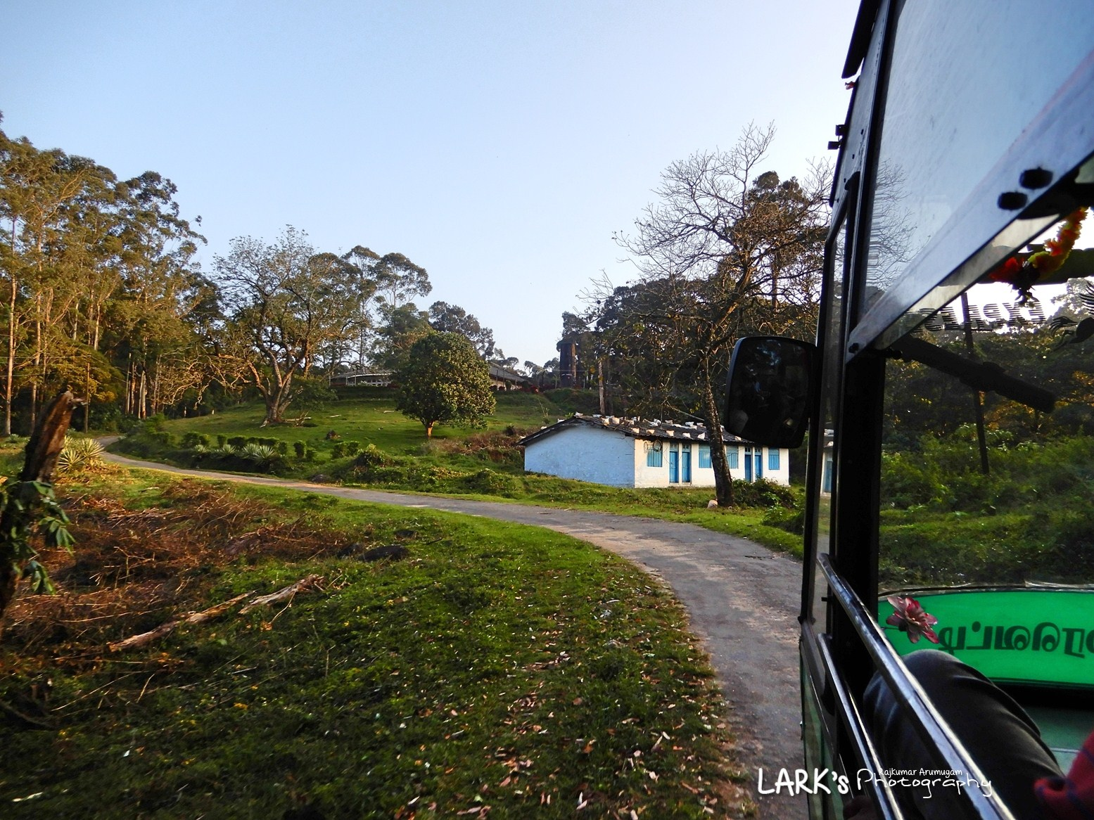 Manjolai – Oothu Road