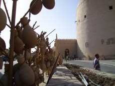 Rustic charm of Omani pottery