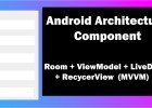 Room Database MvvM RecyclerView