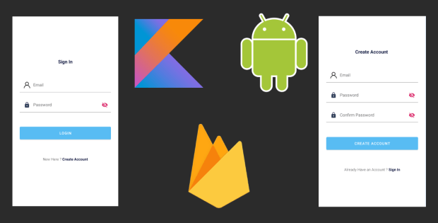 android firebase authentication