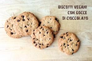 ricette biscotti vegani
