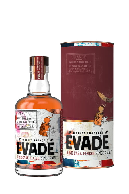EVADE RED WINE CASK FINISH