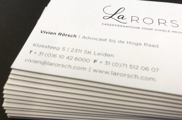 LaRorsch cassatiekantoor