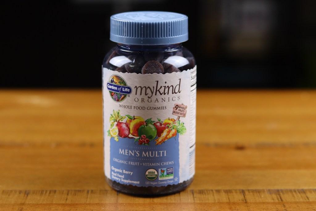 Garden of Life myKind Organics Men's Gummy Vitamins