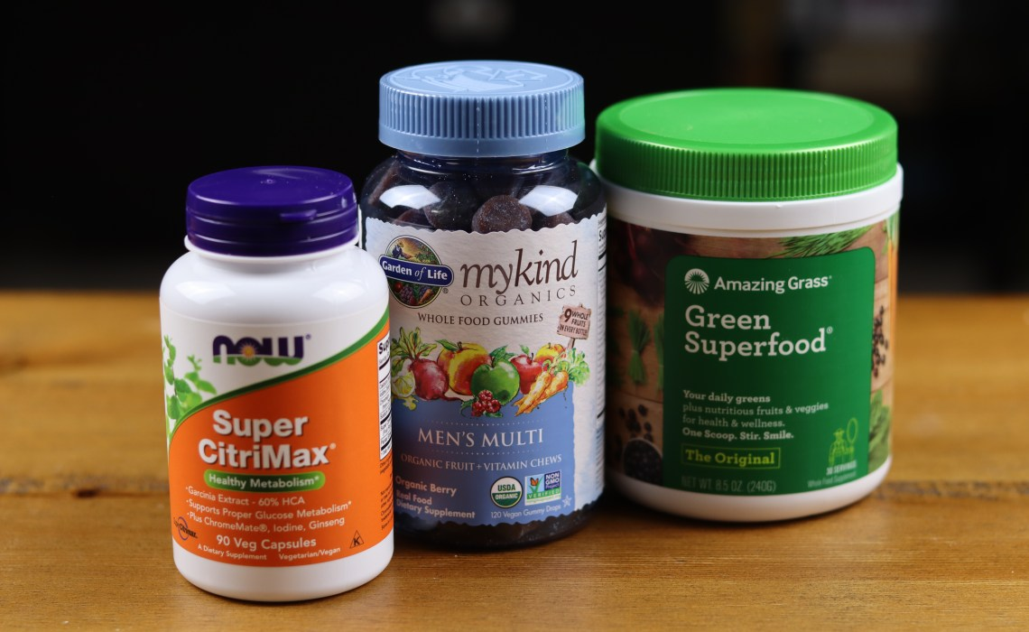 Natural and Vegan Supplements