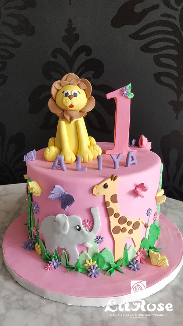 Children S Birthday Cakes Gallery By La Rose Bakery Milton On