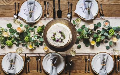 Long Table Dining.