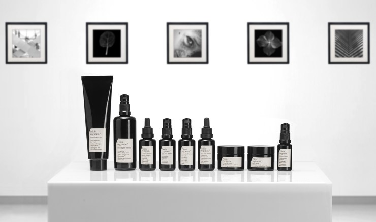 Full line of Skin Regimen Collection