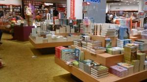 Autour des livres... La librairie Hugendubel (+ Haul !)