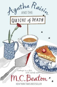 Revue : Agatha Raisin and the Quiche of Death