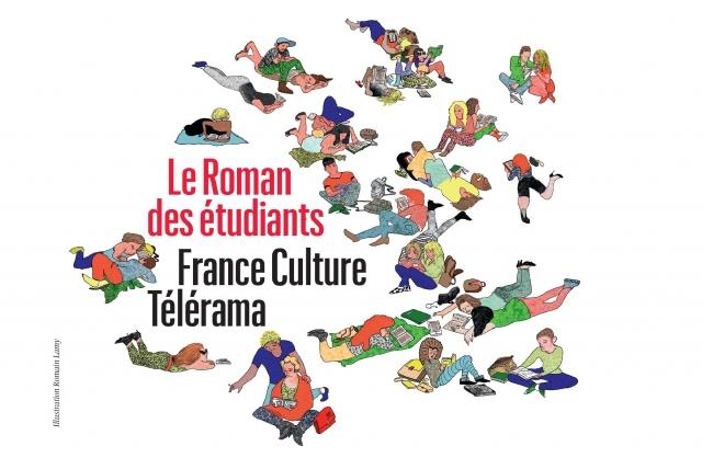Le Prix du Roman des Etudiants France Culture et Télérama 2016