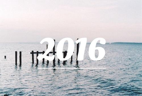 2016 et ses envies