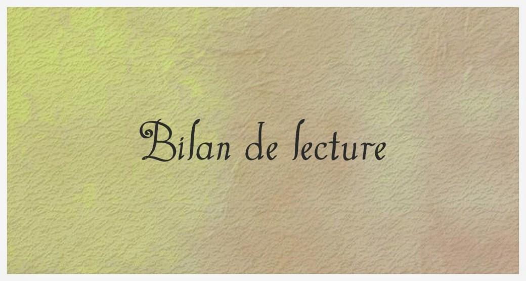 Bilan Lecture : Février 2016