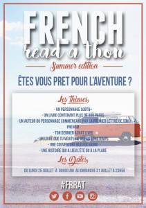 Le retour du French Read-a-thon !