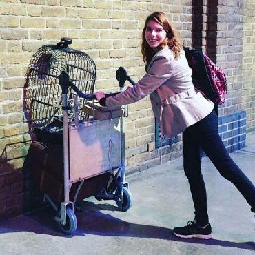 LeVlogDuDimanche #7 - Les studios Harry Potter !