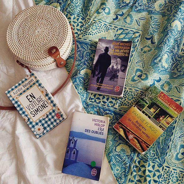 mes lectures de vacances