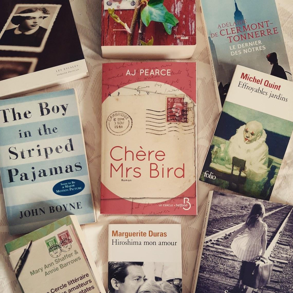 livres sur la seconde guerre mondiale