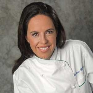 Chef Andrea Blanco